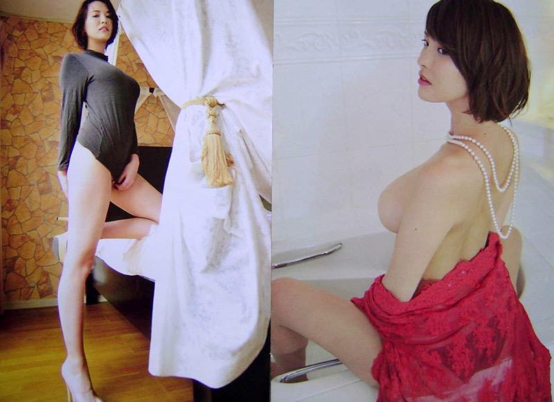 【奈月セナグラビア画像】突然おっぱいが大きくなった偽乳疑惑のグラビアアイドル 56