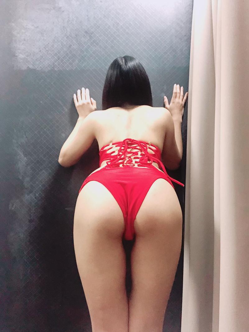 【花宮すずかエロ画像】デビューでいきなり全裸同然の水着で出てきた新人グラドル! 30