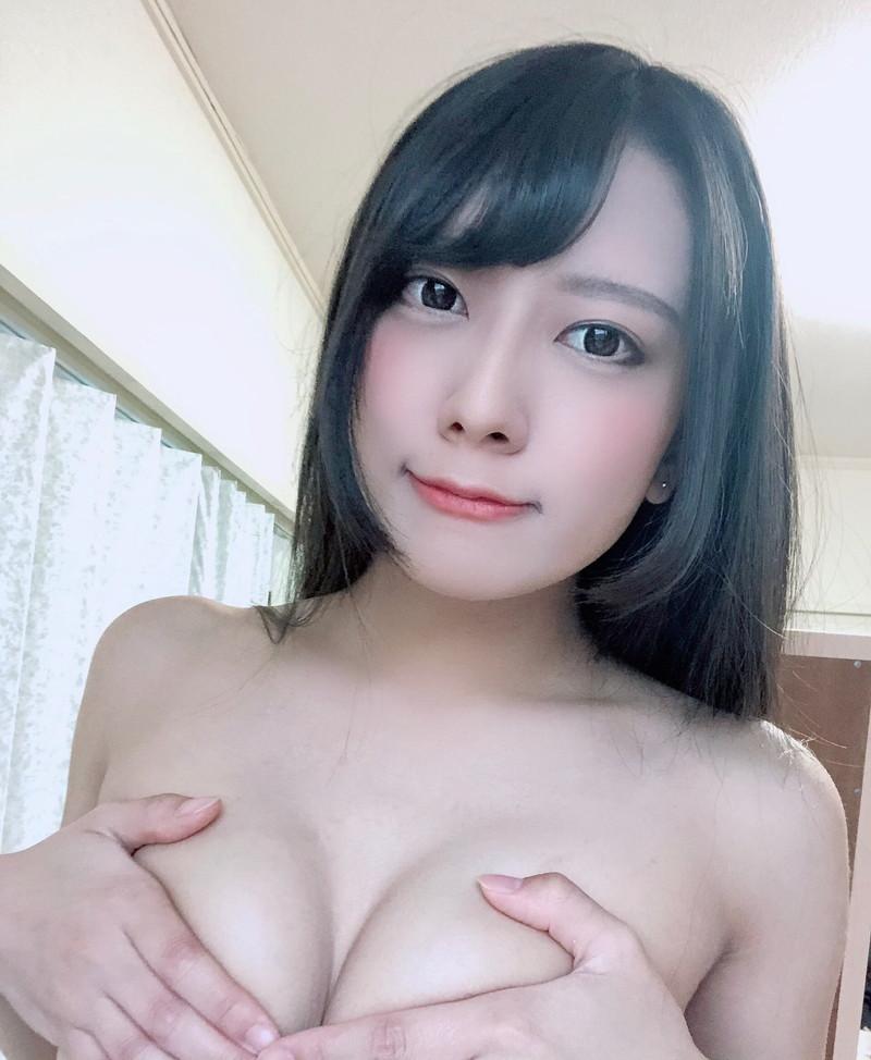 【花宮すずかエロ画像】デビューでいきなり全裸同然の水着で出てきた新人グラドル! 39