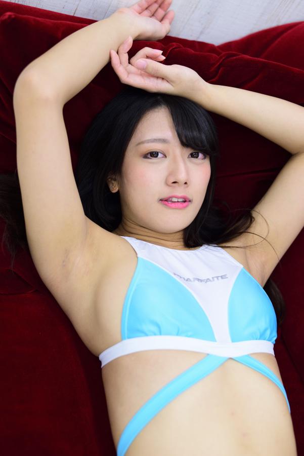 【花宮すずかエロ画像】デビューでいきなり全裸同然の水着で出てきた新人グラドル! 79
