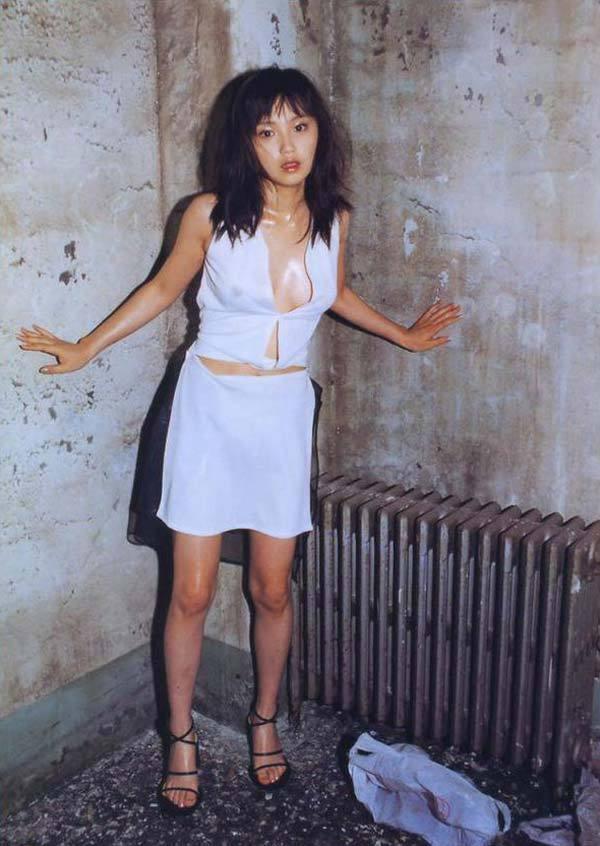 【永作博美お宝画像】昔やってたオールナイトフジで誕生したアイドルの懐かしい写真 24