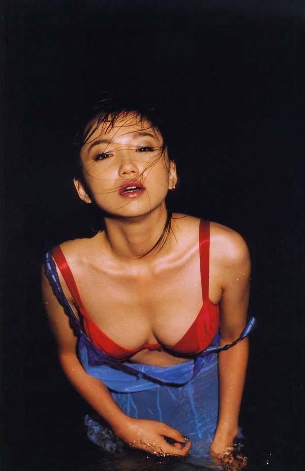 【永作博美お宝画像】昔やってたオールナイトフジで誕生したアイドルの懐かしい写真 32