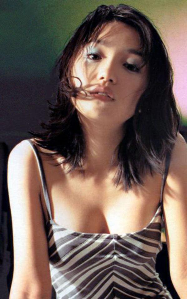【永作博美お宝画像】昔やってたオールナイトフジで誕生したアイドルの懐かしい写真 34