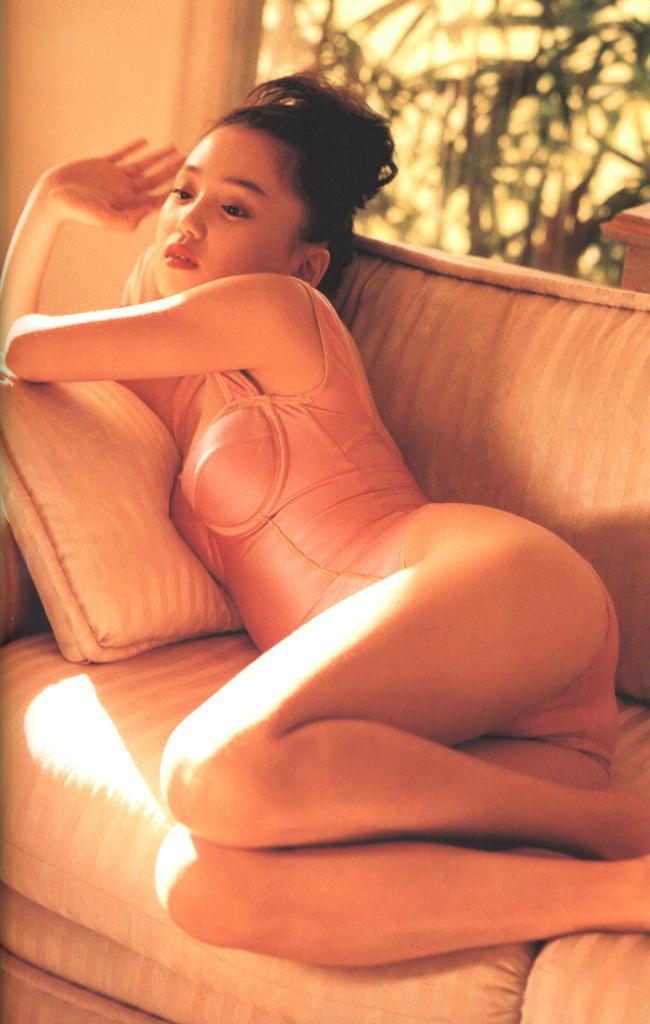 【永作博美お宝画像】昔やってたオールナイトフジで誕生したアイドルの懐かしい写真 42