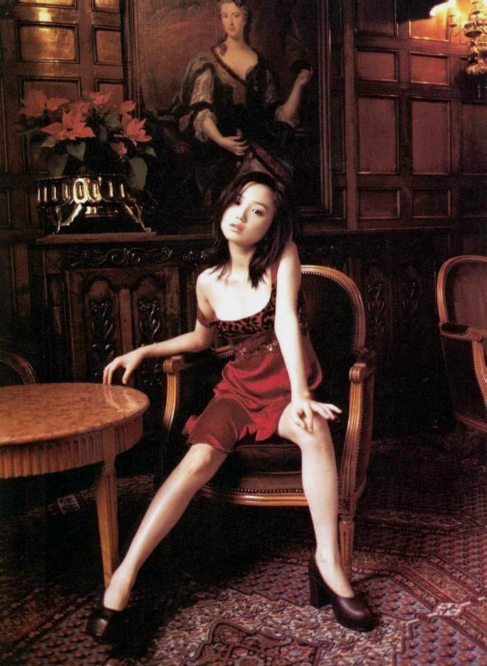 【永作博美お宝画像】昔やってたオールナイトフジで誕生したアイドルの懐かしい写真 47
