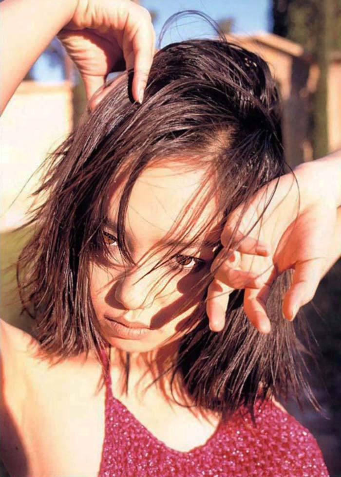 【永作博美お宝画像】昔やってたオールナイトフジで誕生したアイドルの懐かしい写真 52