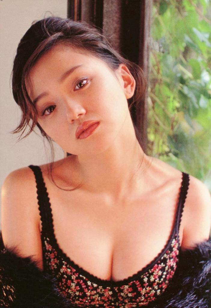 【永作博美お宝画像】昔やってたオールナイトフジで誕生したアイドルの懐かしい写真 54