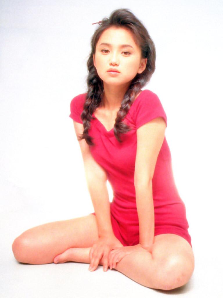 【永作博美お宝画像】昔やってたオールナイトフジで誕生したアイドルの懐かしい写真 59