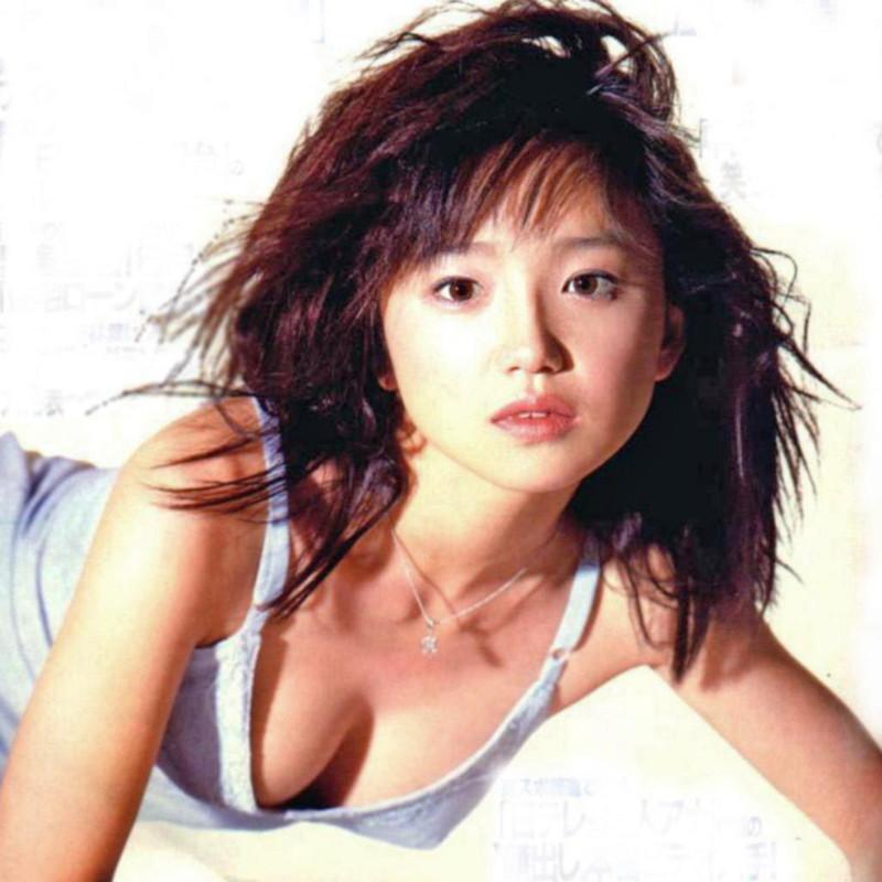 【永作博美お宝画像】昔やってたオールナイトフジで誕生したアイドルの懐かしい写真 60