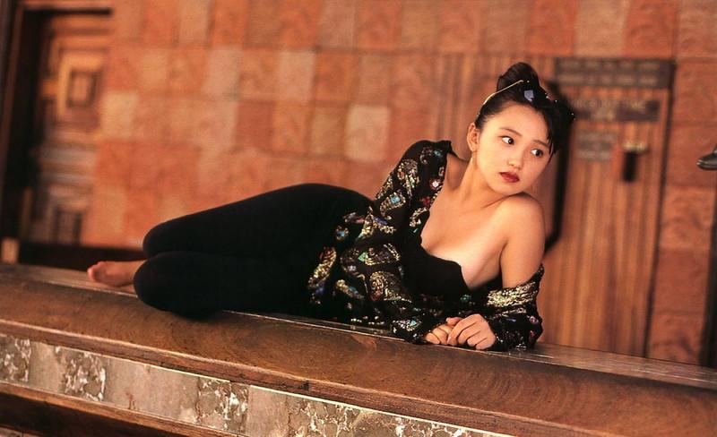 【永作博美お宝画像】昔やってたオールナイトフジで誕生したアイドルの懐かしい写真 62