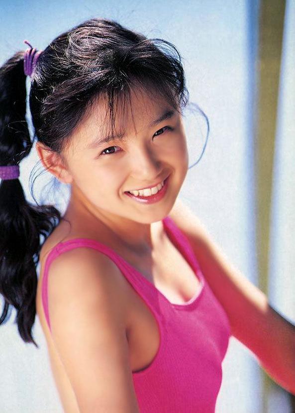 【永作博美お宝画像】昔やってたオールナイトフジで誕生したアイドルの懐かしい写真 70