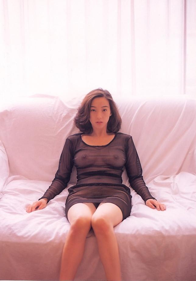 【江口ナオお宝画像】グラビアやテレビドラマで惜しげもなく巨乳を晒すエロ女優 45