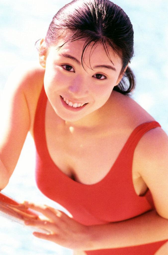 【雛形あきこお宝画像】めちゃイケメンバーの巨乳女優が昔はグラドルもやってた件 09