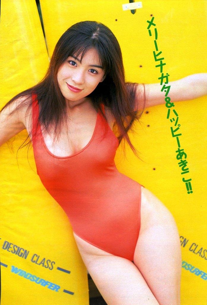 【雛形あきこお宝画像】めちゃイケメンバーの巨乳女優が昔はグラドルもやってた件 48