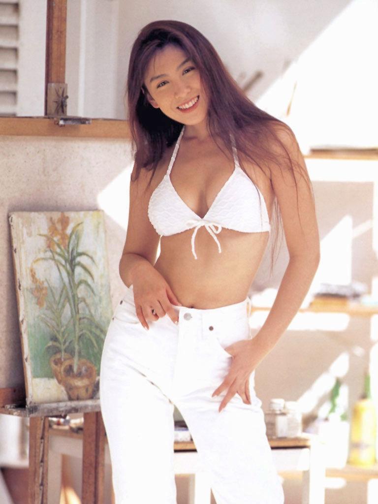 【雛形あきこお宝画像】めちゃイケメンバーの巨乳女優が昔はグラドルもやってた件 61