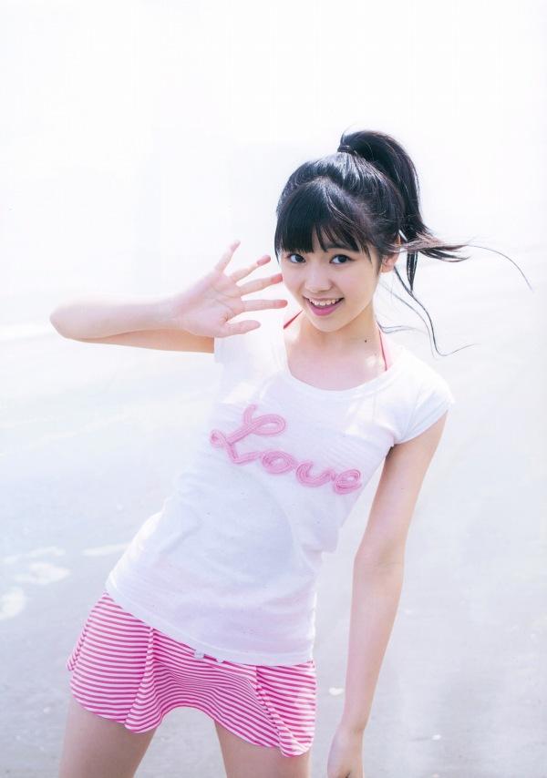 【浜浦彩乃グラビア画像】黒髪ストレートで清純系美少女って感じがメチャカワ! 28
