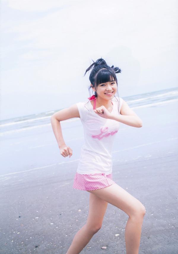 【浜浦彩乃グラビア画像】黒髪ストレートで清純系美少女って感じがメチャカワ! 32