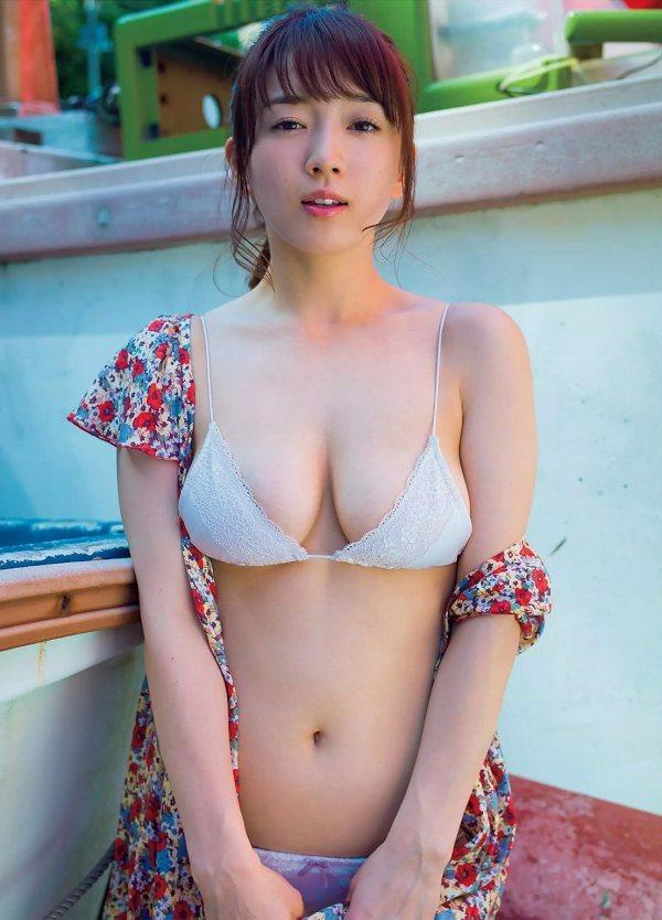 【園都グラビア画像】色気ムンムンな愛人系Gカップ巨乳お姉さんがフリーに転向!? 36