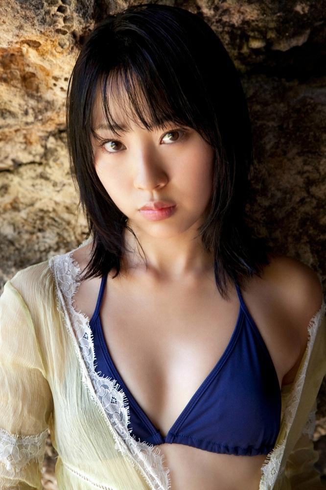 【藤江れいなグラビア画像】元AKB48の3期生アイドルが現役時代に披露した水着姿 25