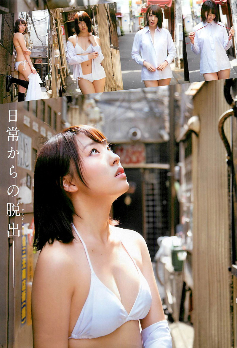 【藤江れいなグラビア画像】元AKB48の3期生アイドルが現役時代に披露した水着姿 69