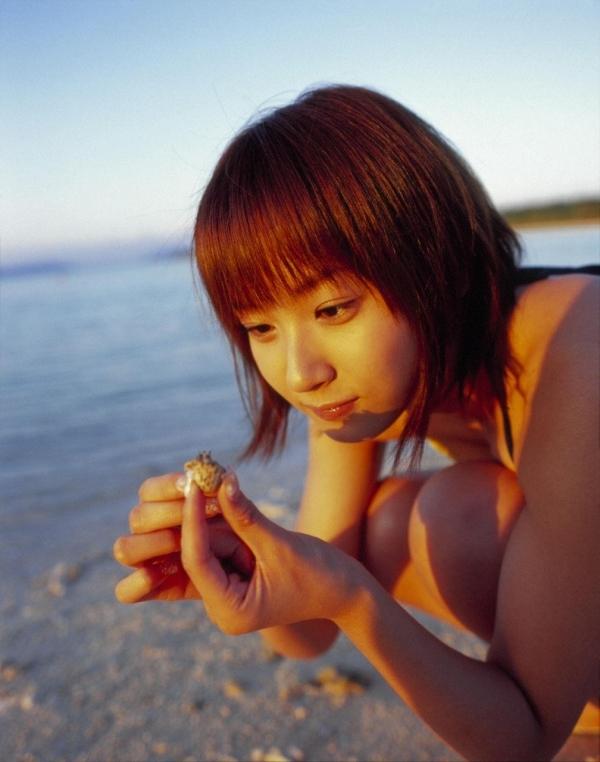 【藤本美貴グラビア画像】愛称ミキティで親しまれていた元モー娘アイドル 12