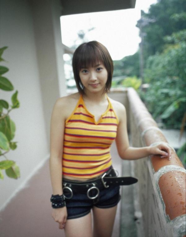 【藤本美貴グラビア画像】愛称ミキティで親しまれていた元モー娘アイドル 13