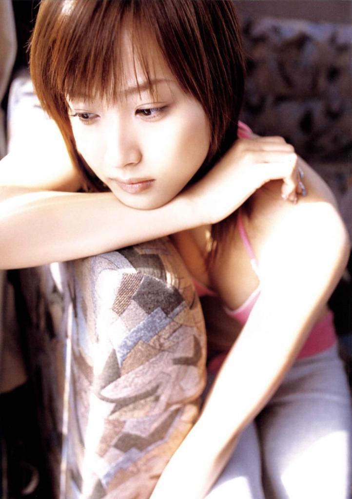 【藤本美貴グラビア画像】愛称ミキティで親しまれていた元モー娘アイドル 62