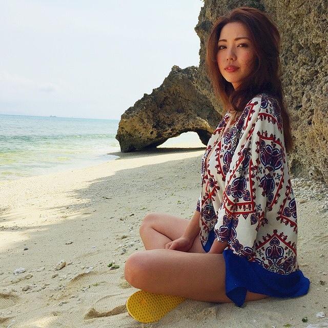 【永野桃子エロ画像】黒木桃子時代に乳首丸見えのヌードを披露したFカップ美人モデル 58