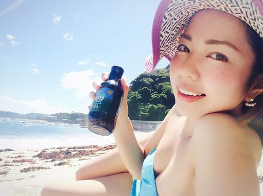 【永野桃子エロ画像】黒木桃子時代に乳首丸見えのヌードを披露したFカップ美人モデル 61
