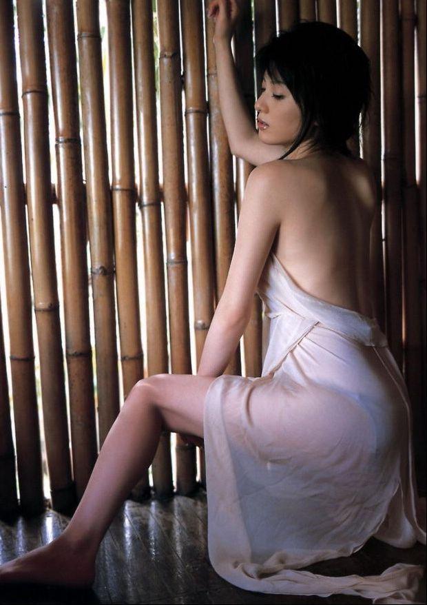 【原史奈グラビア画像】ブルマからランジェリーまで何でも着こなすベテラン女優w 14