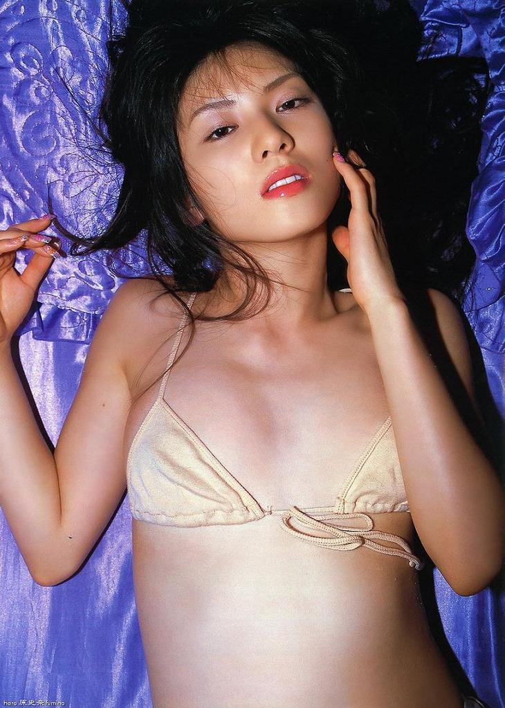 【原史奈グラビア画像】ブルマからランジェリーまで何でも着こなすベテラン女優w 27
