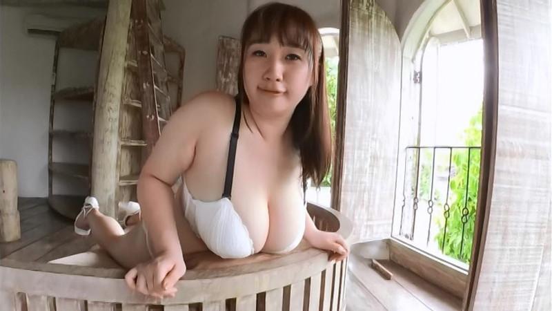 【AKOキャプ画像】ぽっちゃりデカパイお姉さんのエッチな疑似フェラエロ画像 20