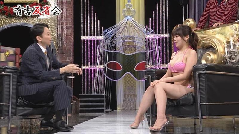【お宝エロ画像】有吉反省会に集まってきたオッパイ自慢のグラビアアイドル 20