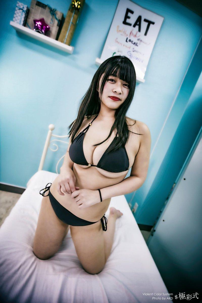 【四宮由貴エロ画像】黒髪ロングのぽっちゃり爆乳コスプレイヤー! 43