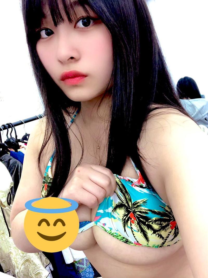 【四宮由貴エロ画像】黒髪ロングのぽっちゃり爆乳コスプレイヤー! 61