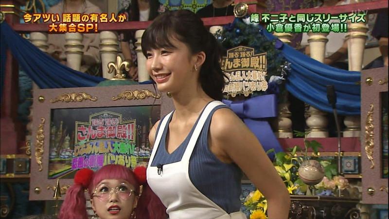 【小倉優香キャプ画像】番組出演中に降板直訴したってもう引退したいのかな? 15