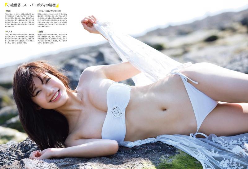 【小倉優香キャプ画像】番組出演中に降板直訴したってもう引退したいのかな? 41