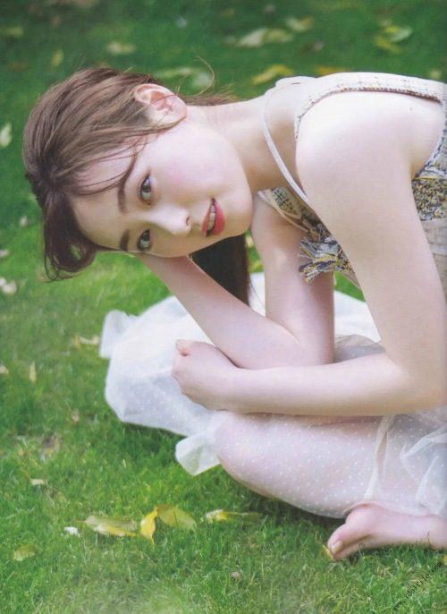 【福原遥グラビア画像】21歳で芸歴15年の若くて可愛いベテラン女優の水着姿 26