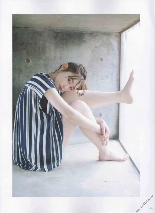 【福原遥グラビア画像】21歳で芸歴15年の若くて可愛いベテラン女優の水着姿 36