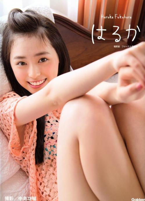 【福原遥グラビア画像】21歳で芸歴15年の若くて可愛いベテラン女優の水着姿 38