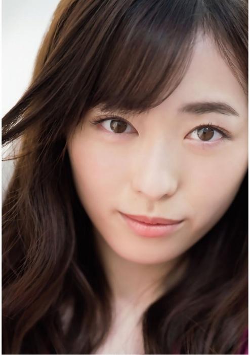 【福原遥グラビア画像】21歳で芸歴15年の若くて可愛いベテラン女優の水着姿 41