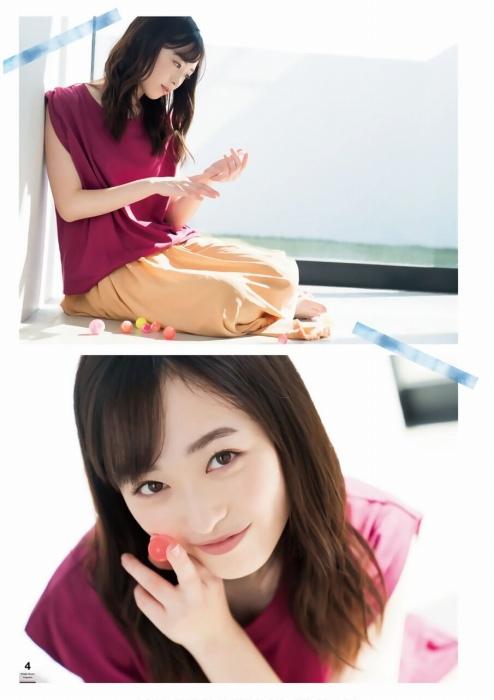 【福原遥グラビア画像】21歳で芸歴15年の若くて可愛いベテラン女優の水着姿 43