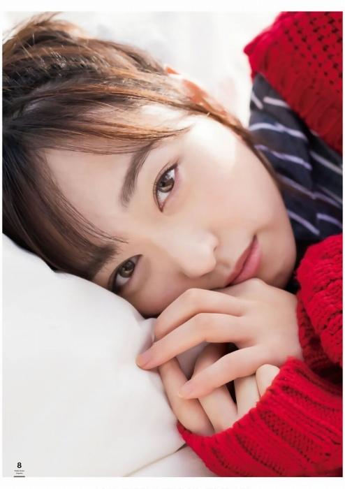 【福原遥グラビア画像】21歳で芸歴15年の若くて可愛いベテラン女優の水着姿 47
