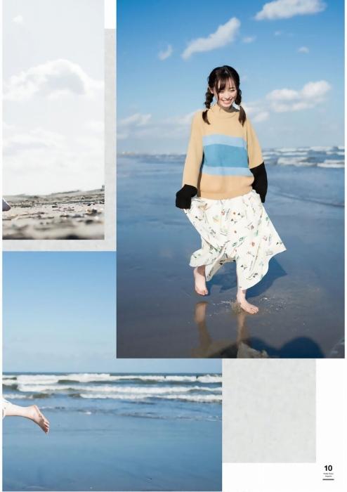 【福原遥グラビア画像】21歳で芸歴15年の若くて可愛いベテラン女優の水着姿 49