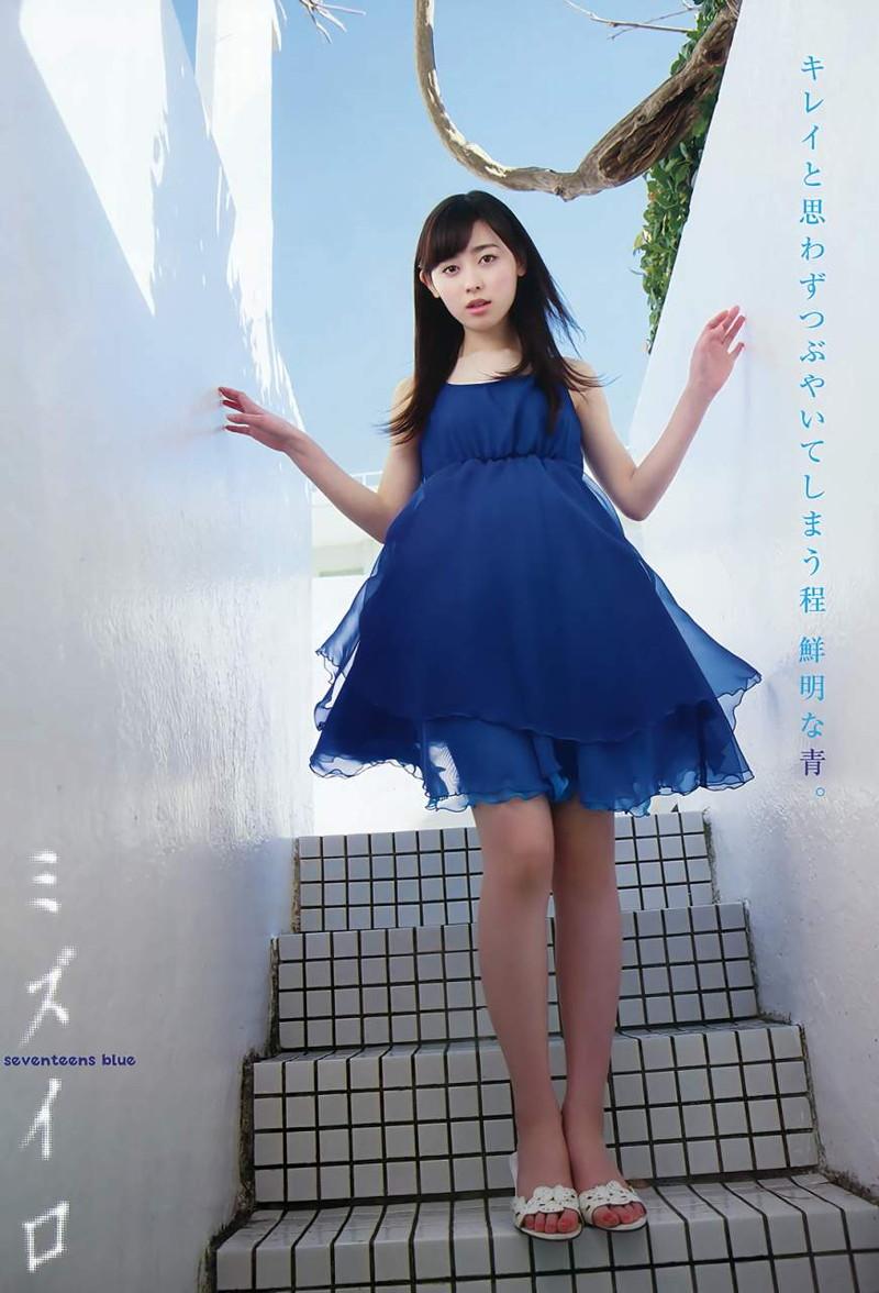 【福原遥グラビア画像】21歳で芸歴15年の若くて可愛いベテラン女優の水着姿 64