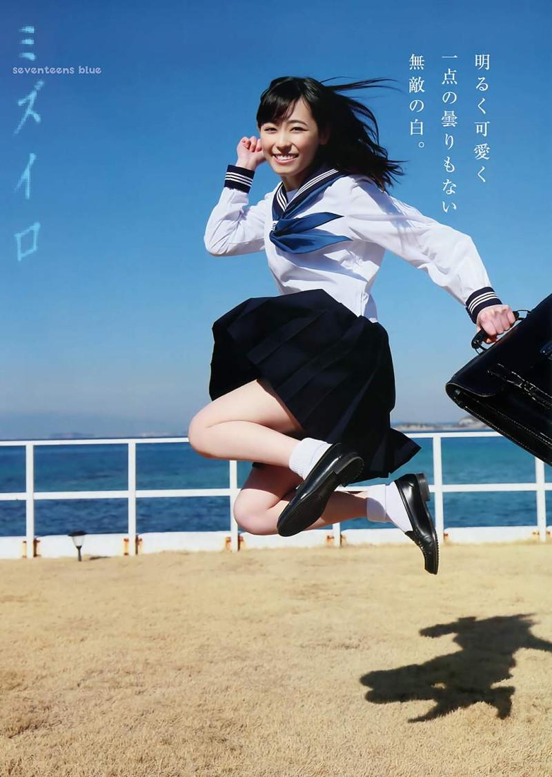 【福原遥グラビア画像】21歳で芸歴15年の若くて可愛いベテラン女優の水着姿 77