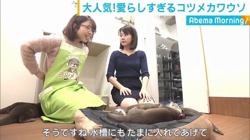 【田中萌お宝画像】三十路前にグラビアに挑戦し始めた女子アナの疑似フェラ画像wwww 20