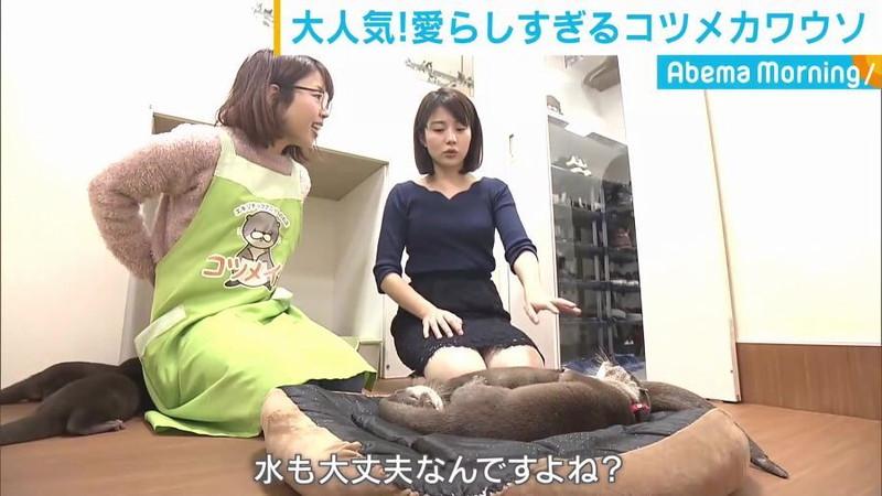 【田中萌お宝画像】三十路前にグラビアに挑戦し始めた女子アナの疑似フェラ画像wwww 21