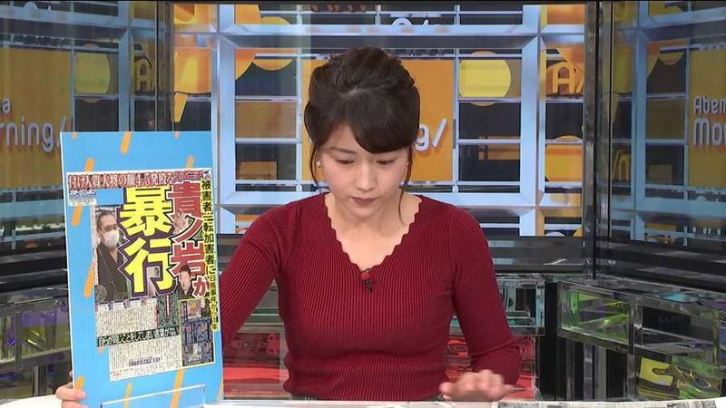 【田中萌お宝画像】三十路前にグラビアに挑戦し始めた女子アナの疑似フェラ画像wwww 23