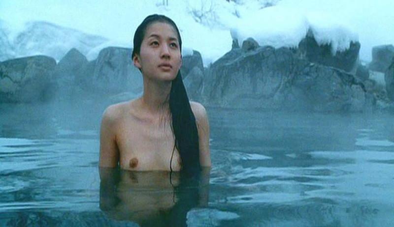 【芦名星濡れ場画像】元ファッションモデルの女優が演じる艶めかしいセックスシーン